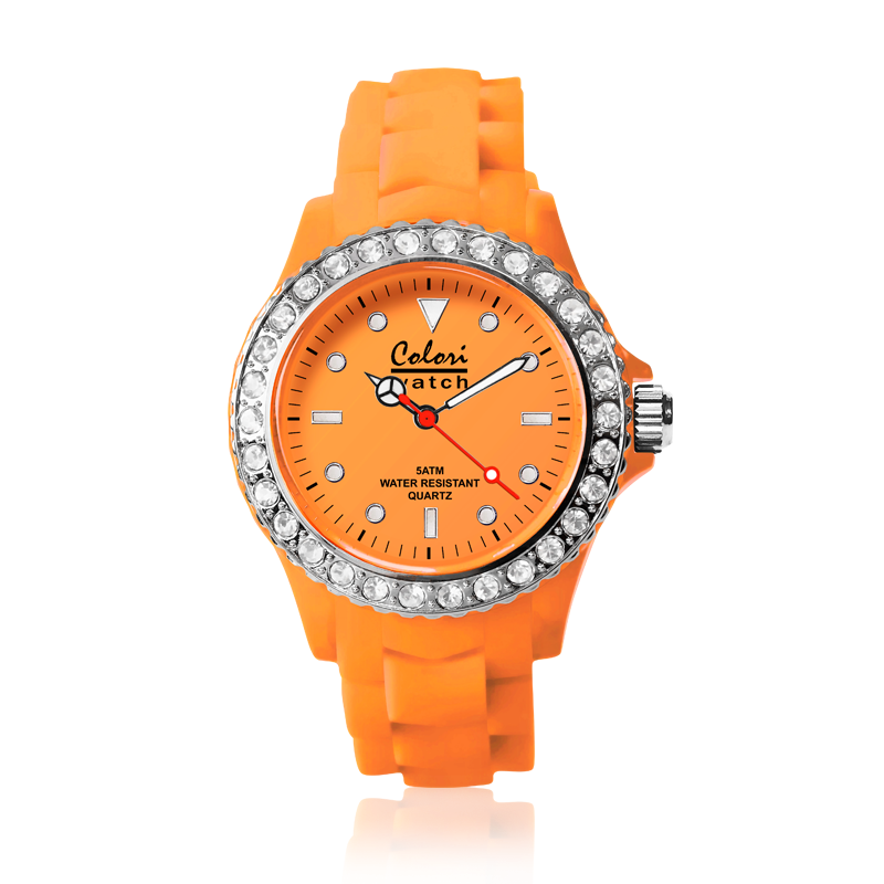 Colori Watch - Classic crystal