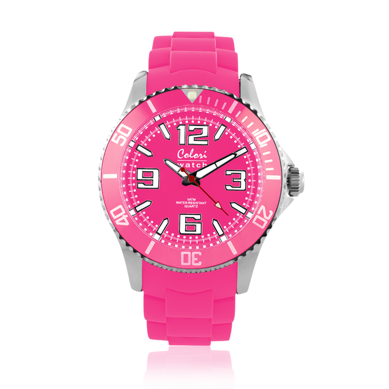 Colori Watch - Cool steel