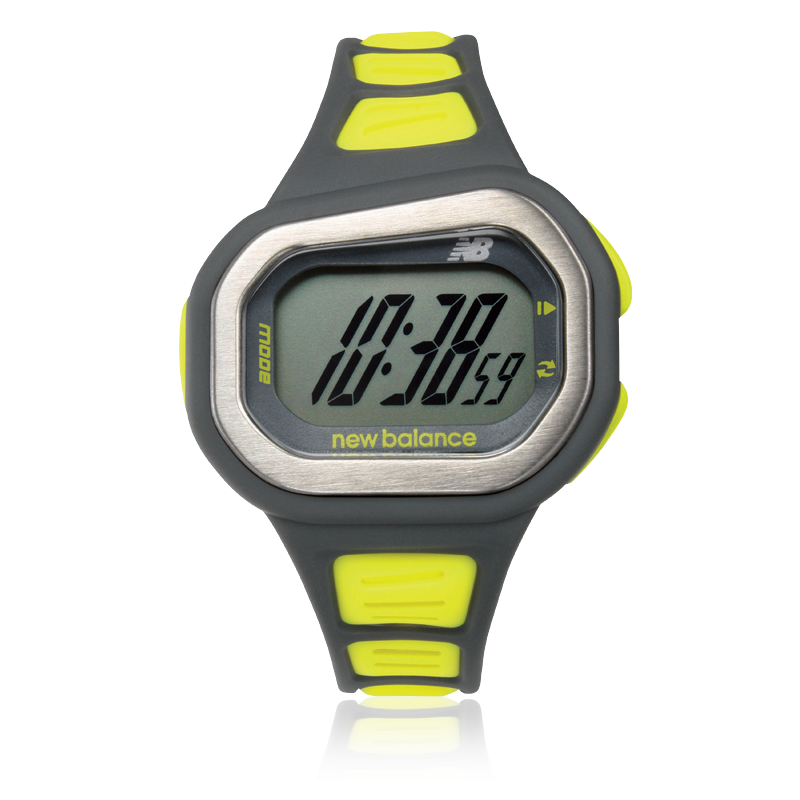 New Balance Watches - Style 500 Grey - Neon Green