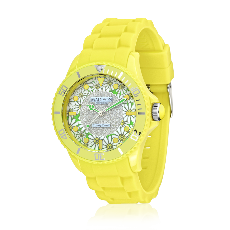 Madison New York Watches - Flower Power