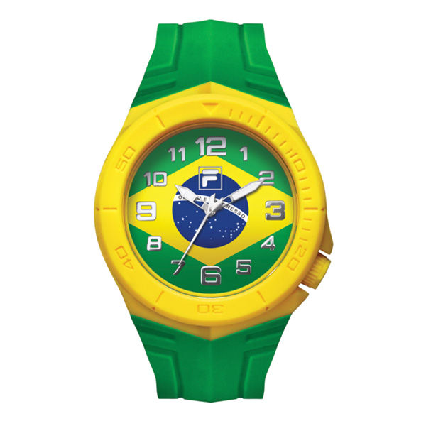 Fila Watches - Filacasual Brazil Football Watch