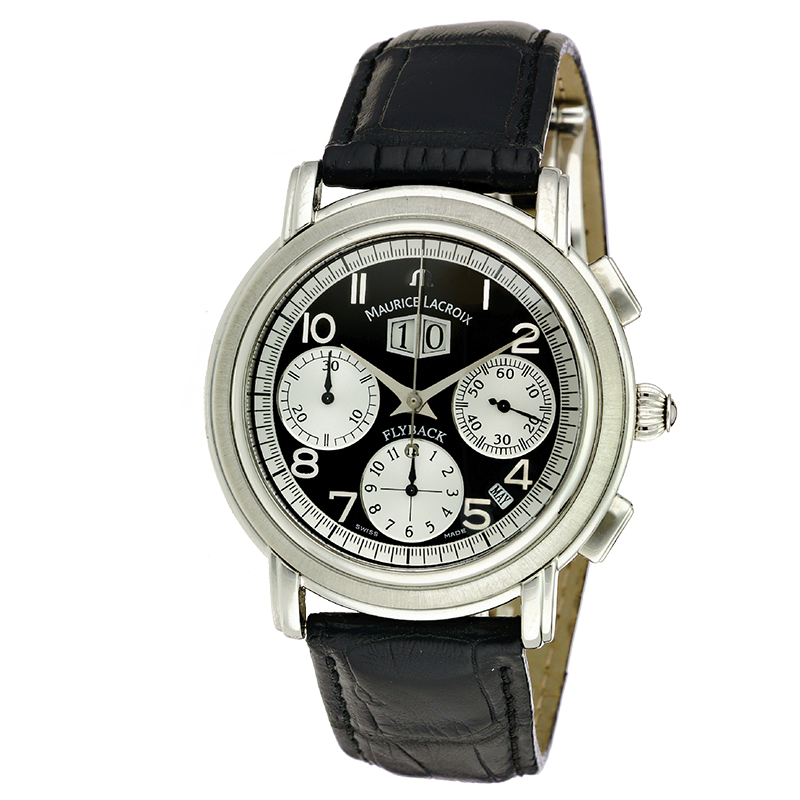 Maurice Lacroix - Masterpiece Flyback Annuaire Chronograph