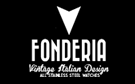 Fonderia Watches - Fashion watches, vintage watches, SS watches - Stylish fashion watches made in stainless steel with vintage Italian design